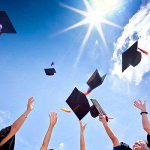 Graduation Filming